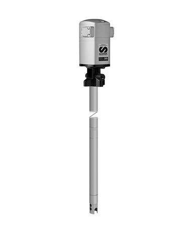 Propulsora Pneumática 60-1 para Graxa Adaptável à Tambor de 200kg - 2000GPM - Lupus