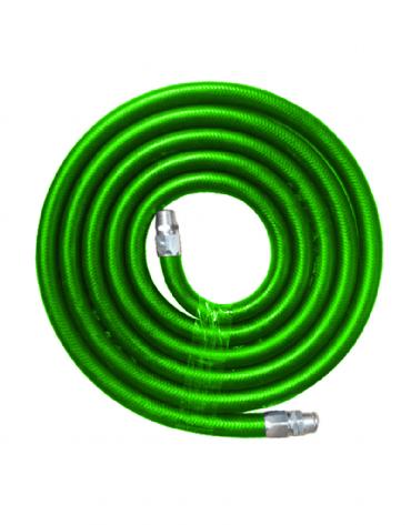 Mangueira Verde para Combustível 3/4 5M - Terminais em Alumínio