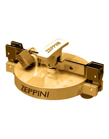 Tampa para Dispositivo de Descarga Selada 4´´ Latão - Zeppini