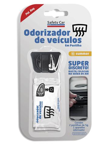 Caixa com 24 Odorizadores de Veículos - Wfabrill