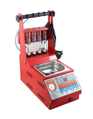 Teste de Limpeza Ultrassônica de Bicos Injetores - LB30000 - Planatc