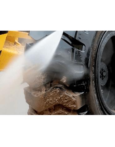 Lavadora de Alta Pressão Água Quente 2465 psi 220V Trifásico - IPC Brasil