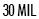 Capacidade - 30.000 Lts