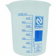BECKER DE PLASTICO (PP) - 1000ML - NALGON