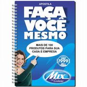 APOSTILA DE FORMULAÇÕES MIX