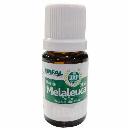 ÓLEO ESSENCIAL DE MELALEUCA (TEA TREE) 10 ML
