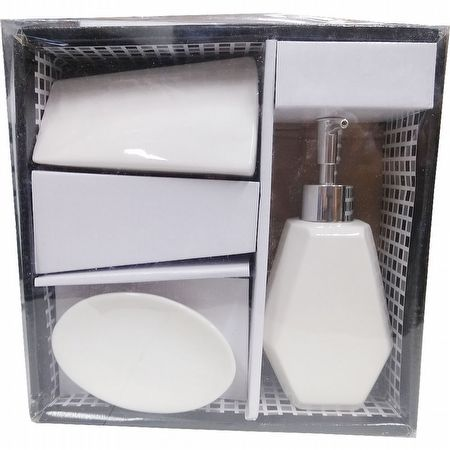 KIT DISPENSER DE PORCELANA PREMIUM
