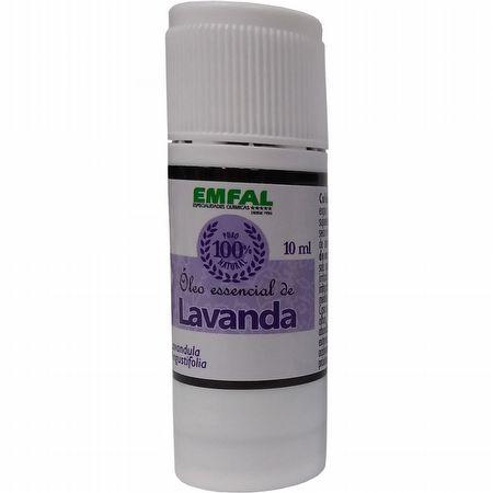 ÓLEO ESSENCIAL DE LAVANDA 10ML