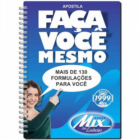 NOVA APOSTILA DE FORMULAÇÕES MIX