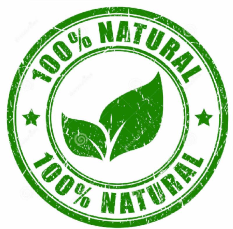 100 % Natural