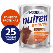 NUTREN ACTIVE CHOCOLATE 400G