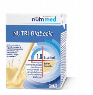 NUTRI DIABETIC 200 ML