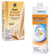 NUTRI ENTERAL SOYA FIBER 1000ML