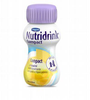 NUTRIDRINK COMPACT BAUNILHA 125ML