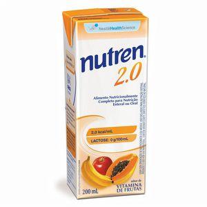 NUTREN 2.0 200ML BANANA, MACA, MAMAO