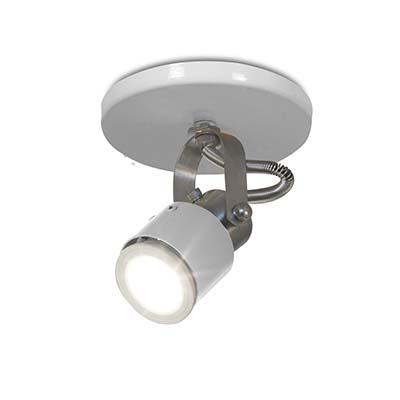 Spot Alumínio Altena  Para 1 Lâmpada Gu10 - Spot Line