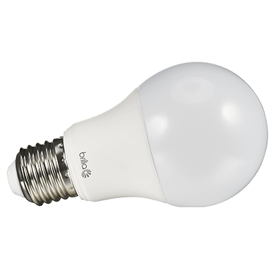 Lâmpada Led Bulbo 9w Bivolt Luz Amarela - Brilia