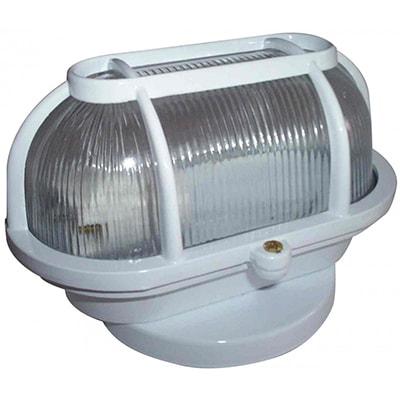 Luminária Tartaruga de Alumínio 60w Metal Branco - Fm Lustres