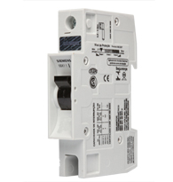 Disjuntor Unipolar 1a Curva C - 5sx11017 - Siemens