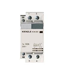 Contator Modular 63a 2 Pólos 110v - Kcm 263 110v - Kienzle