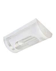 Luminária Mini P/1 Lâmpada Eletrônica 20w Acrílica/leitosa Branca - Mi.01 Br - Tualux