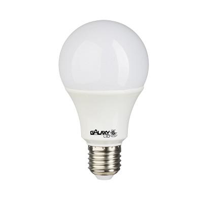 Lâmpada Led Bulbo 7w E27 6500k Branca Fria Bivolt, Galaxy