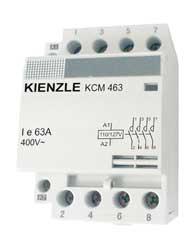 Contator Modular 63a 4 Pólos 110v - Kcm 463 110v - Kienzle