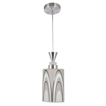 Pendente Arco Para 1 Lâmpada E27 Pd1646/1 Kin Light