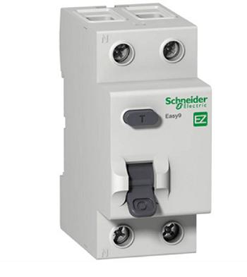 Interruptor Diferencial Residual 25a 2 Pólos 30ma Easy9 - Ez9r33225 - Schneider