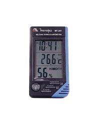 Relógio Termo-higrômetro - Mt-241 - Minipa