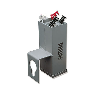 Reator Eletromagnético 70w Mhn Afp Externo 220v Para Lâmpada a Vapor Metálico Vte70a26 - Philips