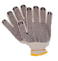 Luva Tricotada Com Pigmentacao Pvc - 902 - Mavel