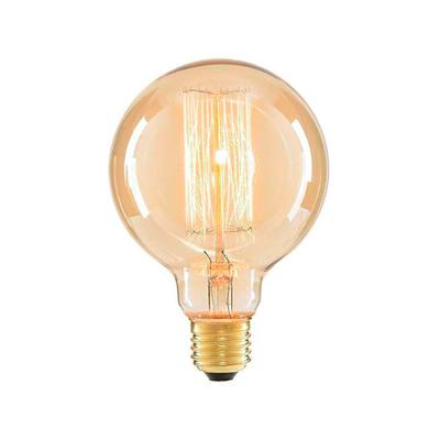 Lampada Filamento de Carbono 40w Luz Amarela - Eglo