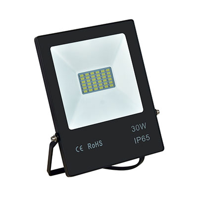 Refletor Led 30w Slim Ipad 6000k Ip66 2700lm Branco Frio – Up Led