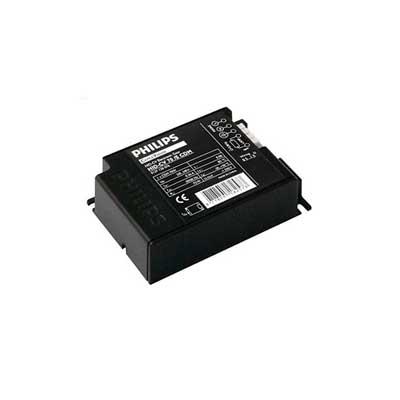 Reator Eletrônico 1x35w Cdm Afp 220v Preto Para Lâmpada Vapor Metálica Cdm Hid-cv 35 Cdm Philips