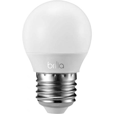 Lâmpada Led Bolinha 3w Bivolt Luz Branca Amarelada – Brilia