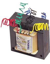 Transformador Magnético Para Lâmpada Dicroica 50w Bivolt - Taf 552211 - Trancil