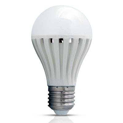 Lâmpada Led Bulbo 6w 12v Luz Branca - Iluctron
