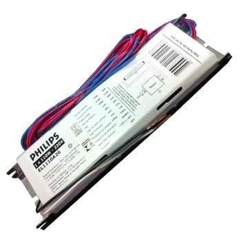 Reator Eletrônico 1x 110w 220v Para Lâmpada Fluorescente Alto Fator de Potência  - El1110a26 - Philips