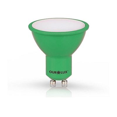 Lâmpada Led Dicroica 4w Bivolt Gu10 - Ourolux