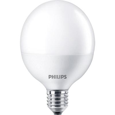 Lâmpada Led Globo 15w Bivolt E27 Luz Branca Amarelada – Philips