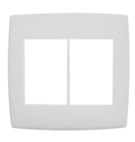 Placa 4x4 P/3   3 Módulos Ref. 618516 - Pial Legrand Plus