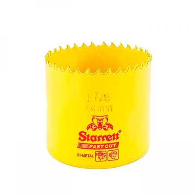 Serra Copo Starrett 48mm 1.7/8-1./2 - Sh0178/dh0178 - Starrett