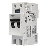 Disjuntor Bipolar 10a Curva C - 5sx12107 - Siemens