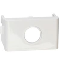 Módulo de Saída de Fio Branco Embalagem Com 2 Peças Prm 4811 Schneider Prime Lunare