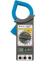 Alicate Amperímetro Digital - Et-3200 - Minipa