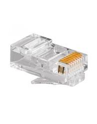 Conector Rj 45 Macho Importado - Rj45 Macho Import - Importadora