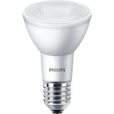 Lâmpada Led Par20 6,5w Bivolt Luz Amarela Philips