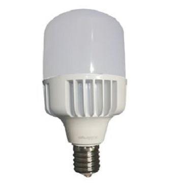 Lâmpada Led 50w Bivolt E40 T120 6500k Luz Branca Fria 4000 Lúmens 4203 Galaxy