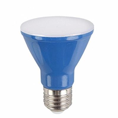 Lâmpada Led Par20 6w Bivolt Azul - Ourolux